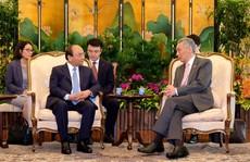 Việt Nam - Singapore đẩy mạnh hợp tác quốc phòng
