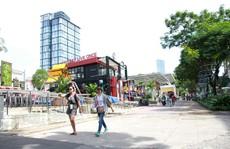 'Tối hậu thư' cho quán xá và bãi xe ở Công viên 23 Tháng 9