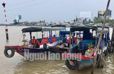 'Cò' tàu du lịch lộng hành tại Cần Thơ do không quản lý được
