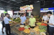 Tưng bừng khai mạc sự kiện hội tụ sản vật Đồng Tháp tại TP HCM