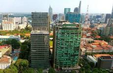 Giá thuê văn phòng Sài Gòn chạm ngưỡng 50 USD/m2/tháng