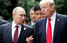 Ông Trump: 'Không ai cứng rắn với Nga hơn tôi'