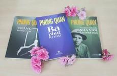 Phùng Quán sách và đời: Tài hoa, bi tráng