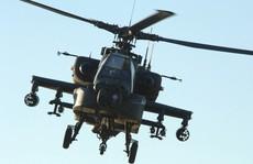 'Sát thủ diệt tăng' Apache của Mỹ rơi, 2 binh sĩ thiệt mạng