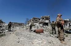 Sân bay quân sự Syria 'bị tấn công bằng tên lửa'