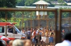 Nội chiến kinh hoàng nhà tù Brazil, 9 người mất mạng