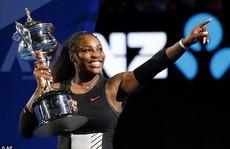 Thêm Serena không tham dự Giải Úc mở rộng 2018