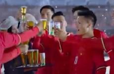 Bầu Đức: 'Tôi không biết vụ Quang Hải quảng cáo bia'