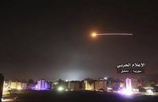 """Nga: Syria """"bắn hạ một nửa số tên lửa Israel"""""""