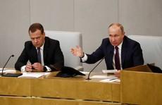 'Nước Nga trên hết' của ông Putin