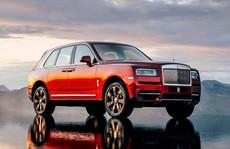 Rolls-Royce Cullinan giá hơn 41 tỉ đồng tại Việt Nam đã có khách đặt mua