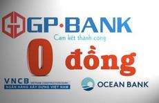 Thống đốc nói về việc mua lại 3 ngân hàng giá 0 đồng
