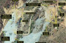Triều Tiên 'phá hủy bãi thử hạt nhân quy mô lớn'