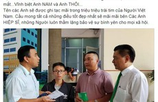 Nghệ sĩ Việt kêu gọi ủng hộ các 'hiệp sĩ' đường phố