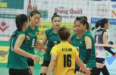VTV Bình Điền Long An đoạt vé đầu tiên vào bán kết
