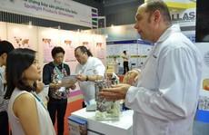 Hơn 170 doanh nghiệp tham gia triển lãm quốc tế về thực phẩm