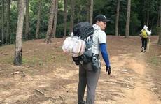 Một phượt thủ mất tích 5 ngày trên cung đường đẹp nhất Việt Nam
