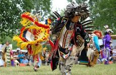 Độc đáo lễ hội 'Pow Wow' của người da đỏ