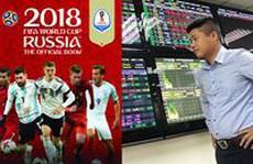 Chứng khoán 'thử lửa' với World Cup