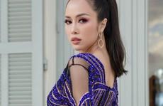 Vũ Ngọc Anh mặc váy mỏng tang ở LHP Cannes