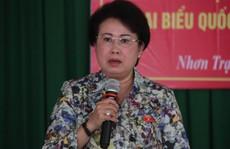 Bà Phan Thị Mỹ Thanh: 'Còn 1 ngày làm ĐBQH cũng thể hiện hết trách nhiệm'