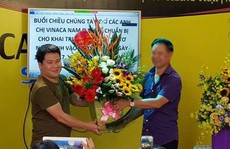 Bắt giám đốc Công ty Vinaca làm sản phẩm chữa ung thư từ bột than tre