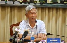 Chánh Văn phòng UBND TP HCM  nói về ông Lê Tấn Hùng và Vũ 'nhôm'