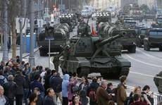 Lần đầu tiên trong 20 năm, Nga giảm chi tiêu quân sự