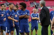 Nội bộ Chelsea rối rắm dù vừa giành cúp FA