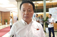 Bộ trưởng TN-MT lên tiếng về việc Thứ trưởng Trần Quý Kiên bị 'tố' gom đất