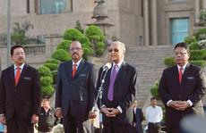 Nợ ngập đầu, Malaysia tăng tốc điều tra ông Najib