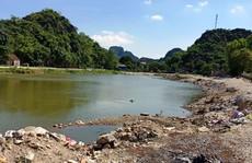 Cận cảnh dự án kè sông đội vốn ngàn tỉ đồng, 17 năm vẫn dang dở