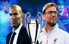 Real Madrid 'dìm hàng' Liverpool trước chung kết Champions League