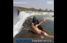 7 thác nước nguy hiểm trên thế giới