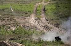 Ukraine thử nghiệm tên lửa chống tăng của Mỹ