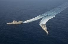 Mỹ loại Trung Quốc khỏi RIMPAC 2018 do 'quân sự hóa biển Đông'