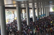 Chấn chỉnh 'bến cóc khủng' khu vực sân bay Tân Sơn Nhất