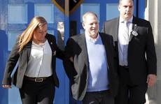 Bị tố hiếp dâm, ông trùm Hollywood Harvey Weinstein đầu thú