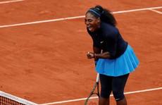 Chờ 'supermom' Serena Williams xung trận