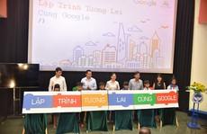 Google chắp cánh sáng tạo với dự án 'Lập trình tương lai' cho trẻ