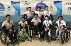 Bơi lội người khuyết tật giành 36 chuẩn Asian Paragames