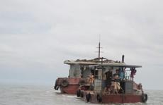 Cuộc chiến ngao - cát ở cửa biển Hải Phòng