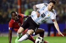 Giao hữu: Messi lập hat-trick, Argentina đè bẹp 'tí hon' Haiti