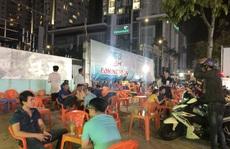 Vỉa hè ở TP HCM bị tái chiếm 'có thể do bao che của địa phương'