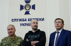 Dàn dựng cái chết của nhà báo Nga, Ukraine bị chỉ trích