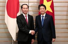 Cột mốc phát triển mới trong quan hệ Việt - Nhật