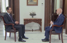 Tổng thống Assad: Mỹ phải rút khỏi Syria