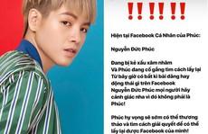 Sao Việt đồng loạt bị hacker cướp facebook, đòi tiền chuộc
