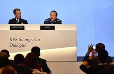 Đối thoại Shangri-La nóng chuyện biển Đông
