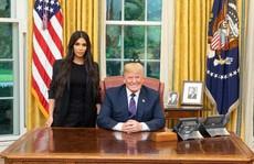 Kim 'siêu vòng ba' diện kiến ông Donald Trump